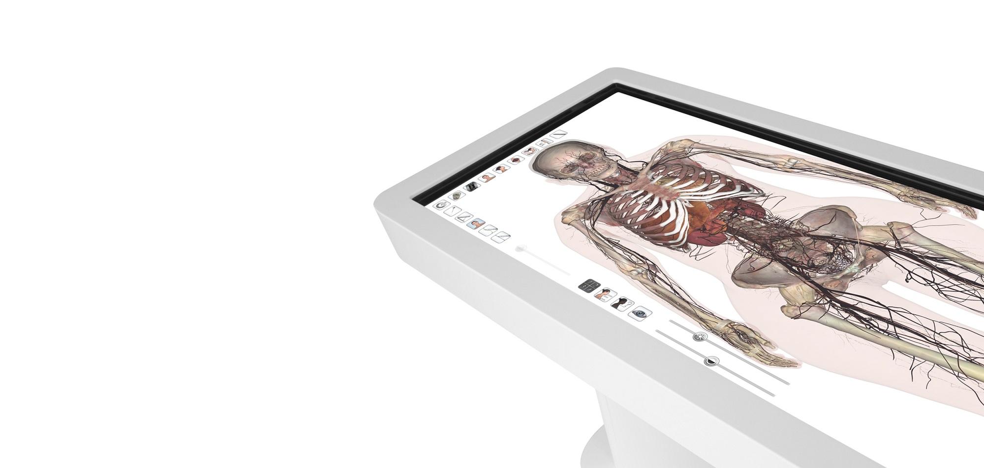 Anatomage Medical Home | Anatomage